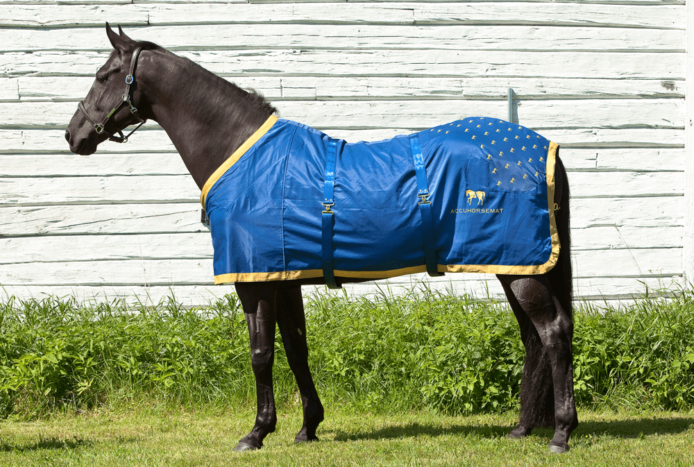 Accuhorsemat to be a Sponsor of Retired Racehorse Project's 'Hoedown at Hagyard' at Rolex Kentucky Three-Day Event