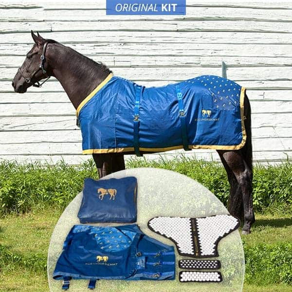accuhorsemat, large