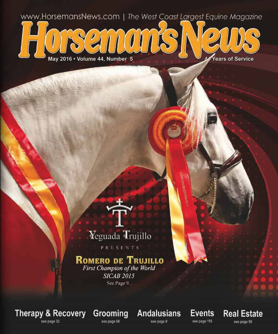 Horseman's News, May 2016